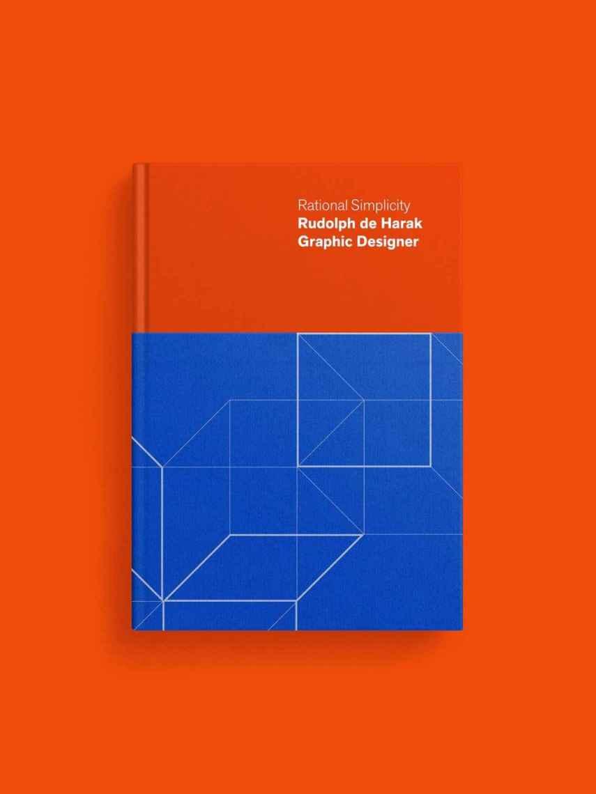 La esperada antología del diseñador autodidacta norteamericano Rudolph de Harak.