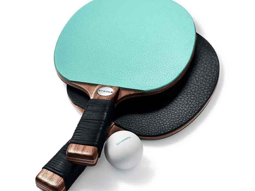 No trabajes en una empresa que tenga mesa de ping pong en la oficina. A no ser que tenga palas Tiffany.