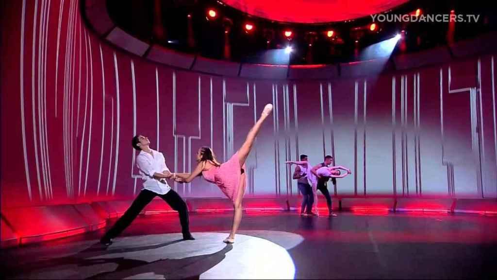 Festival de jóvenes bailarines de 'Eurovisión'