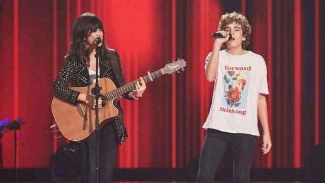 Audiencias: 'La Voz Kids' crece y afianza su liderazgo sobre 'Top Star', que se hunde