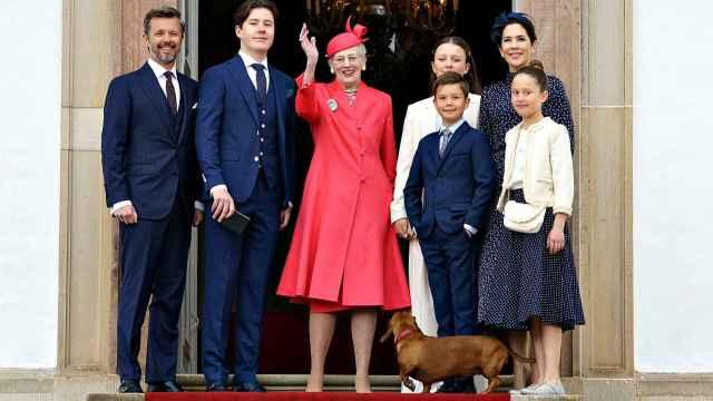 Este sábado 15 de mayo la Familia Real danesa tiene una cita muy especial.