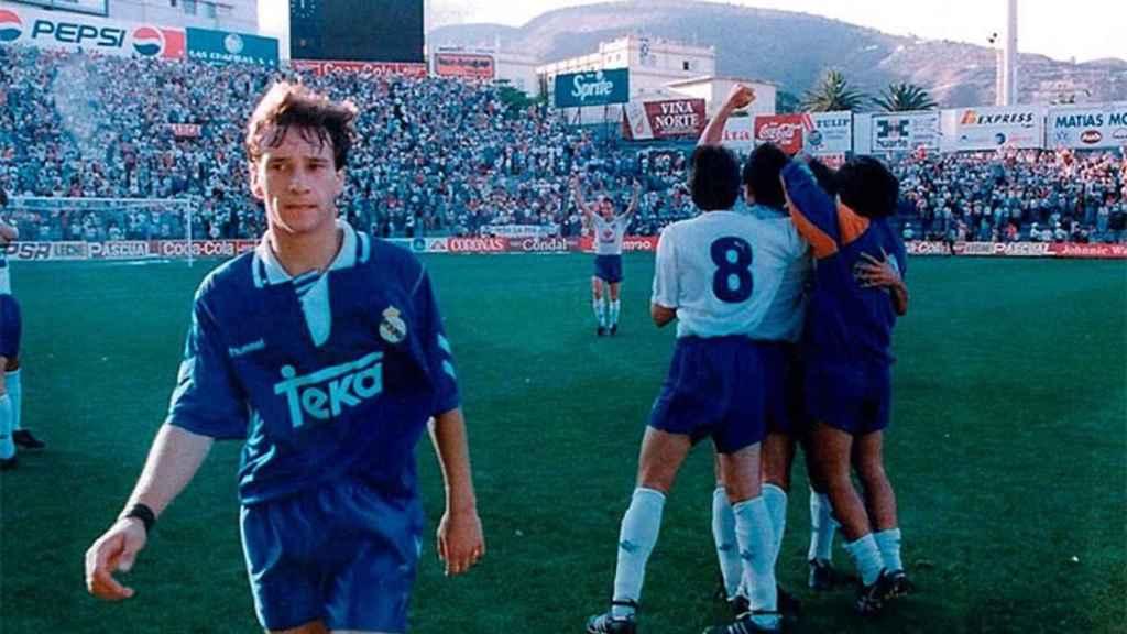 El Real Madrid perdió La Liga en Tenerife en 1992 y 1993