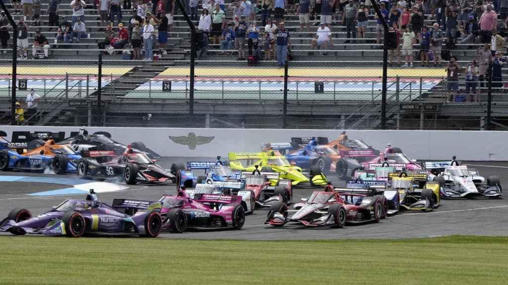 Gran Premio de Indianápolis de las IndyCar Series 2021