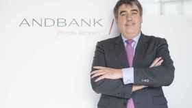 Carlos Aso, consejero delegado del Grupo Andbank.