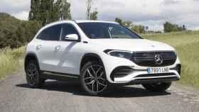 Mercedes EQA 250 con 190 CV, una batería de 66 kW y una autonomía de 424 km.
