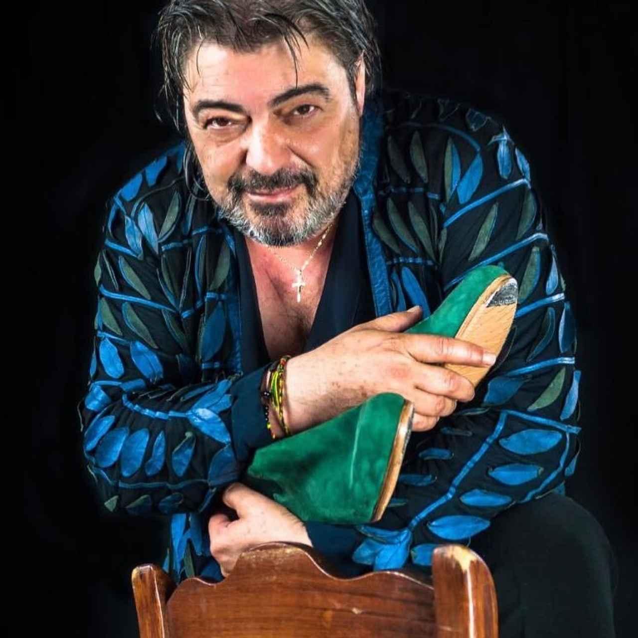 Antonio Canales en una imagen de sus redes sociales.