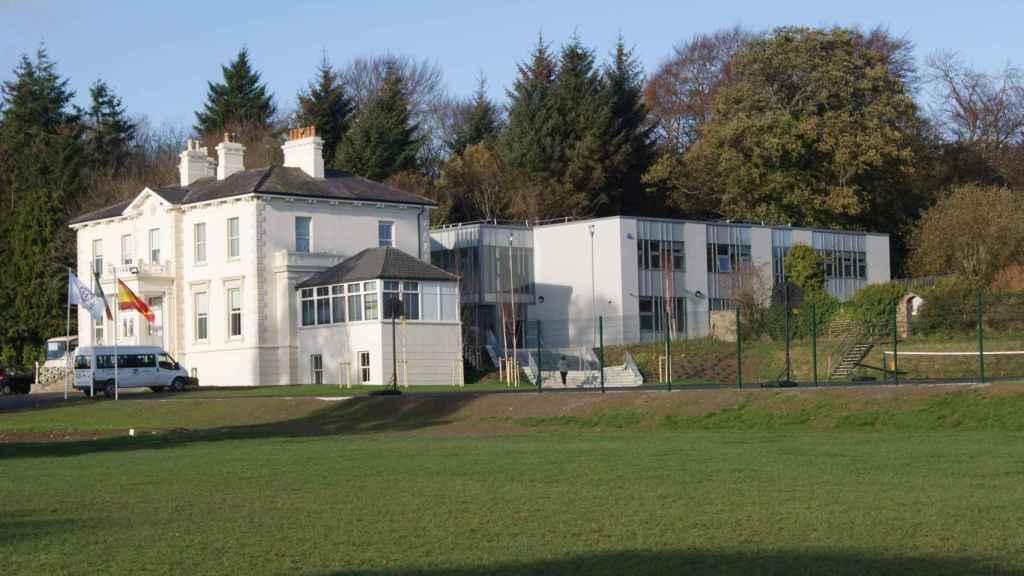 Colegio SEK en Dublín (Irlanda).