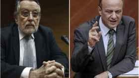 Rafael Rubio y Alfonso Grau encarcelados por una supuesta trama de corrupción en el ayuntamiento de Valencia.