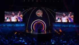 La introducción de Kobe Bryant al 'Hall of Fame' de la NBA