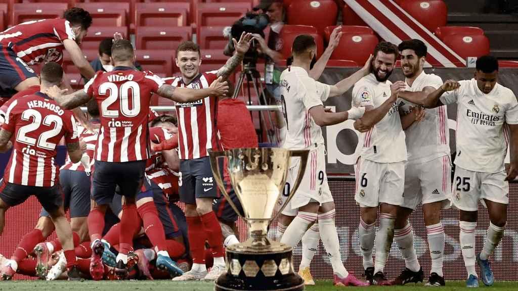 3 puntos decisivos para La Liga: del 'nunca dejes de creer' del Atlético al 'hasta el final' del Real Madrid
