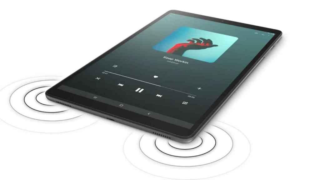 Samsung Galaxy Taba