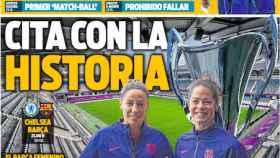 La portada del diario SPORT (16/05/2021)