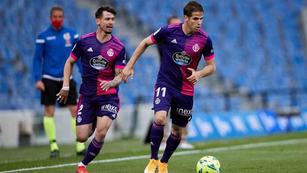 El Real Valladolid sale vivo de la penúltima jornada de La Liga