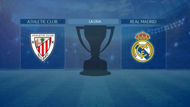 Streaming  en directo | Athletic - Real Madrid (La Liga)