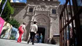 El toledano museo de Santa Cruz