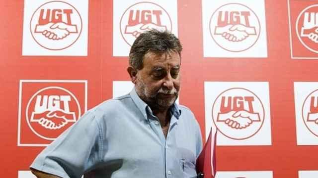 Francisco Fernández Sevilla, exsecretario general de UGT Andalucía que será juzgado.