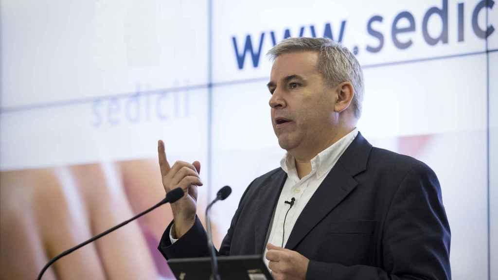 Rob Leslie, CEO de Sedicii