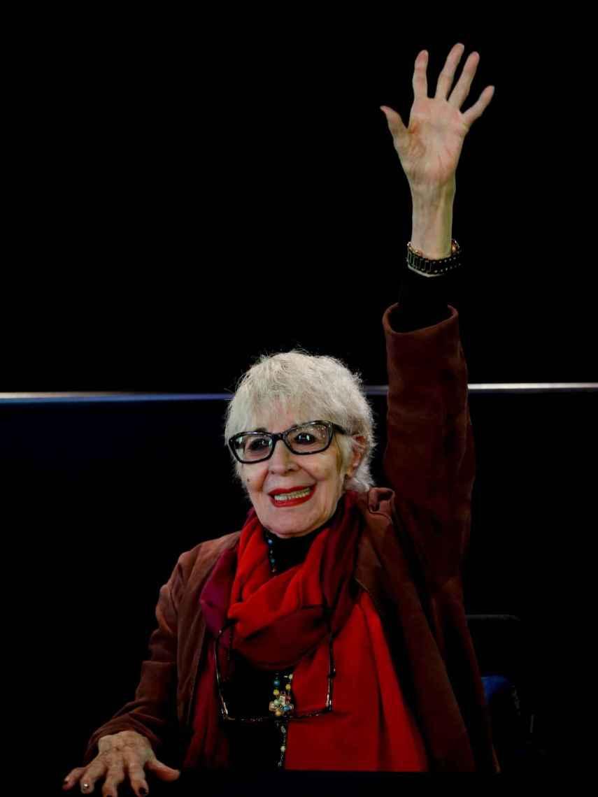 La actriz está emocionada con volver a actuar ante su querido público barcelonés.