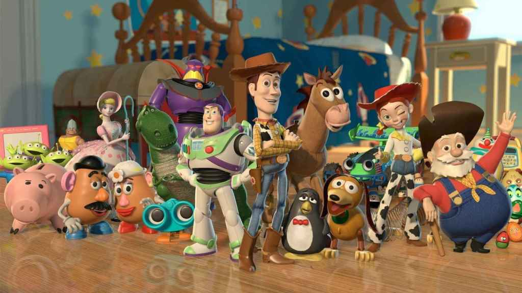 'Toy Story2'.