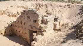 Termas romanas en Cádiz