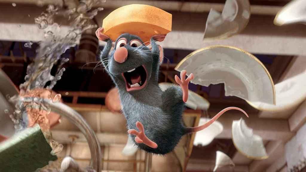 'Ratatouille'.