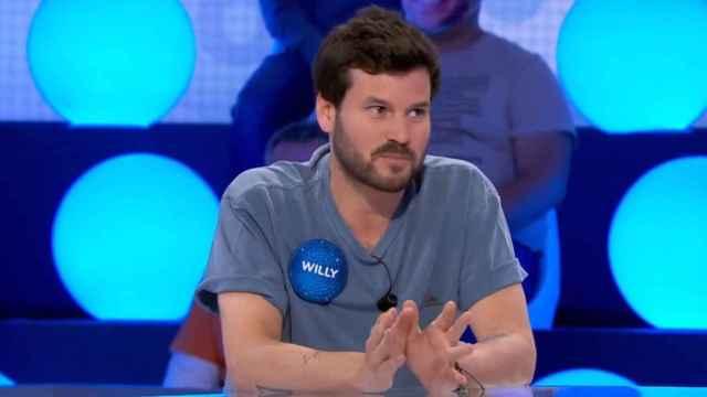 Quién es Willy Bárcenas, el cantante de 'Taburete' (que hoy concursa en 'Pasapalabra')