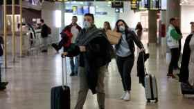 Aeropuerto de Manises, en imagen de archivo.