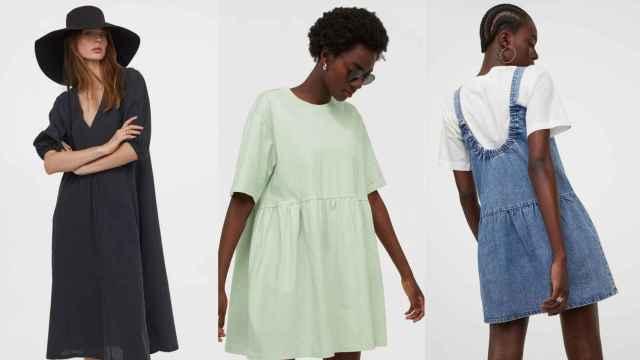 Bonitos y ligeros: los 8 vestidos de H&M que favorecen a todos los cuerpos