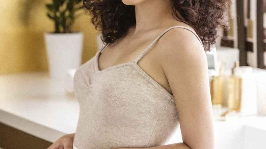 La actriz Mina El Hammani.
