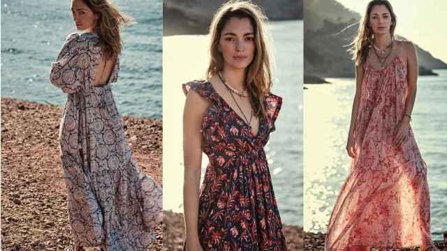 Mango estrena nueva colección de vestidos inspirados en Mallorca