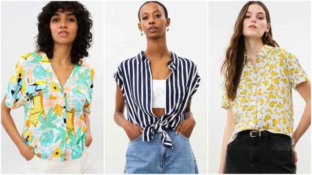 Las ocho camisas de Lefties que solucionan tus 'looks' de verano por menos de 8 euros