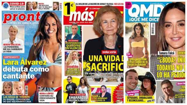 Kiosco rosa: Pilar Rubio desvela cómo reacciona Sergio Ramos cuando ve sus posados en bikini