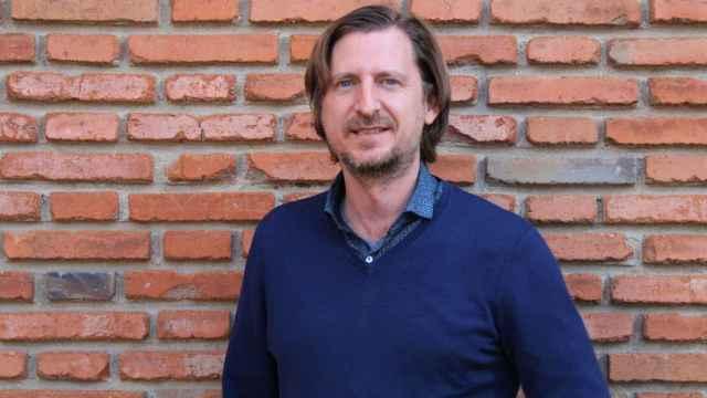 Eduardo Laporte, escritor.
