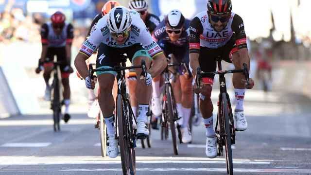 Peter Sagan se lleva la 10ª etapa del Giro de Italia 2021
