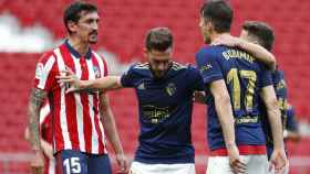 Savic y Budimir se encaran en el Atleti - Osasuna