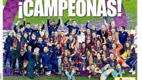 La portada del diario Mundo Deportivo (17/05/2021)