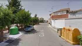 Calle Arroyo Alto de Polán (Toledo). Foto: GOOGLE MAPS