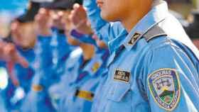 Policía Nacional de Honduras. Imagen de archivo