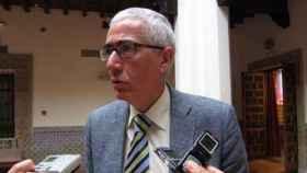 Luis Rodríguez Padial, en una imagen de archivo