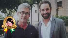 El creador de 'Pigdemont', nuevo coordinador de Vox en Mijas: borra tuits insultando a Iglesias
