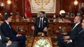 Una cumbre pasada entre el Gobierno de España y las autoridades marroquíes.