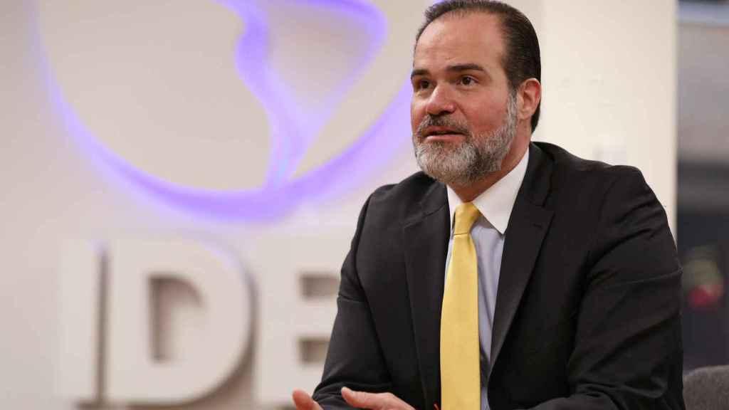 Mauricio Claver-Carone, presidente del BID, en una imagen de archivo.