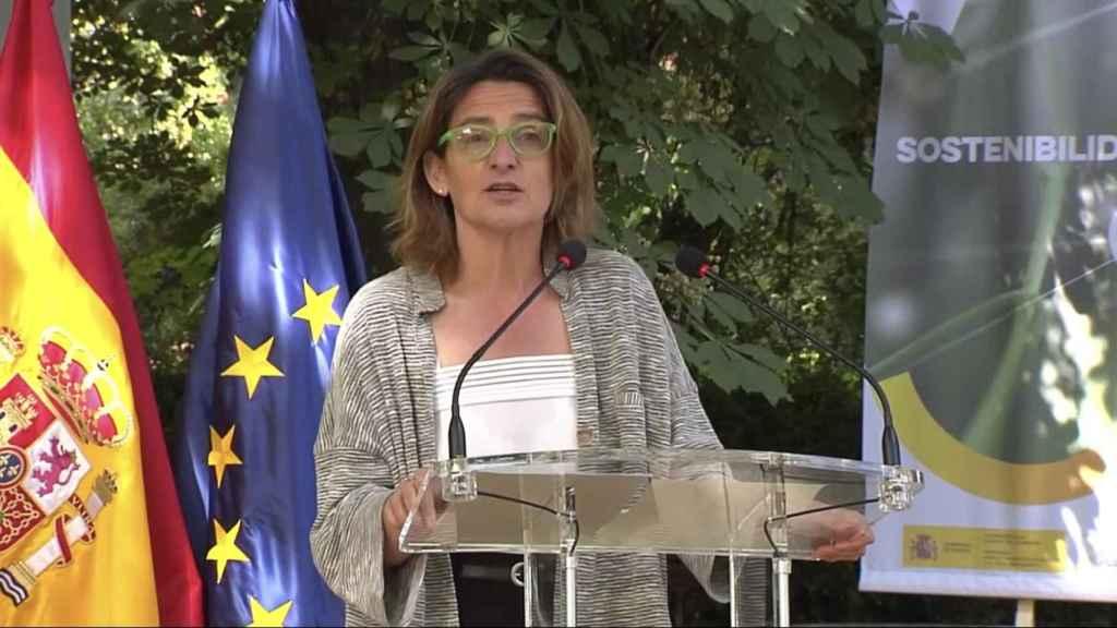 Ribera: Nuestro país necesita dos Españas y media para producir lo que consume al año