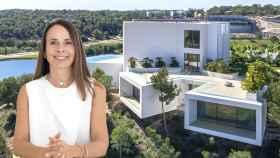 Mónica Armani, la reina del Bauhaus, y la villa más cara de Alicante.