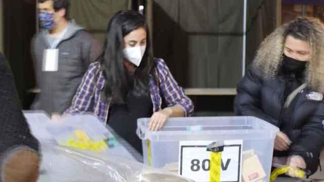 La oposición gana las elecciones en Chile para la redacción de una nueva Constitución
