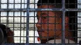 Un prisionero en una cárcel de Tailandia. Efe
