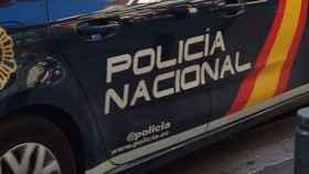 Imagen de un coche de Policía Local.