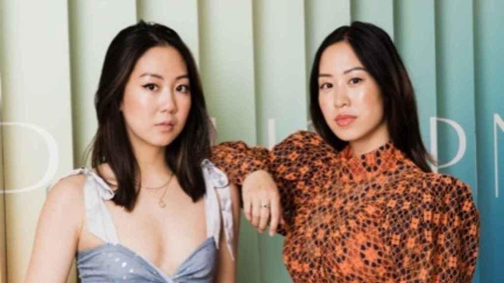 Eva y Joanna Chen son las creadoras y fundadoras de Borow, la marca de alquiler de prendas.