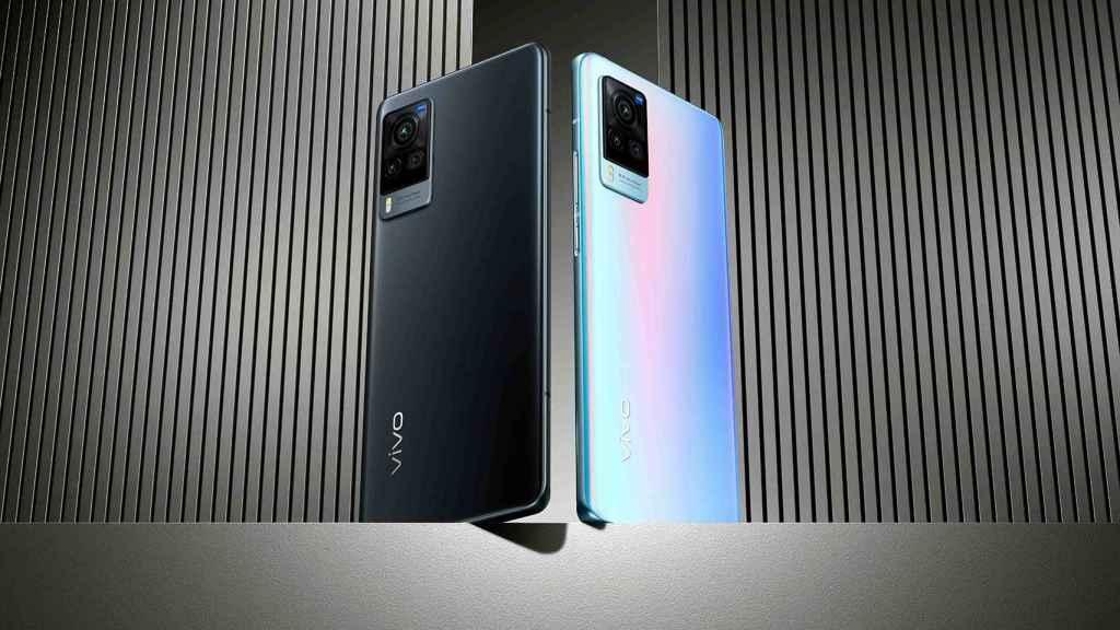 Vivo X60 Pro 5G en sus dos colores.