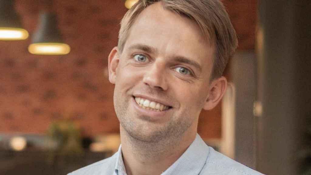 Raphaël Vullierme, cofundador y CEO de Luko.